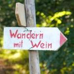 Wandern mit Wein in Kürnbach
